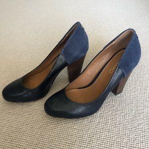 Aldo heels size 7. Like new